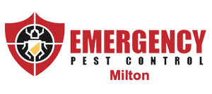Emergency Pest Control Milton company text logo