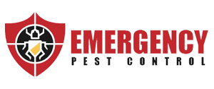 emergency pest control logo