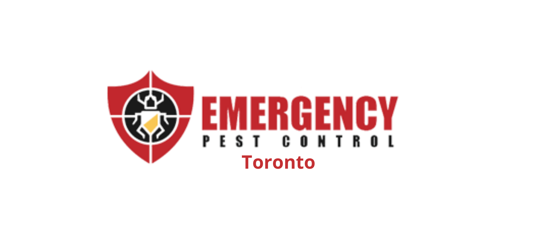emergency pest control toronto logo